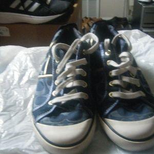 Women coach shoes Barrett PW SZ10